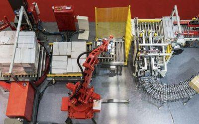 Automatyzacja pracy w zakładzie produkcyjnym
