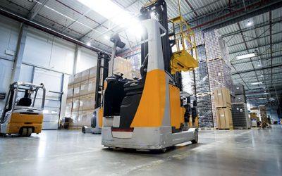 Transport w zakładzie produkcyjnym jak zoptymalizować proces?